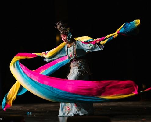 Chinese New Year Performance Beijin Opera